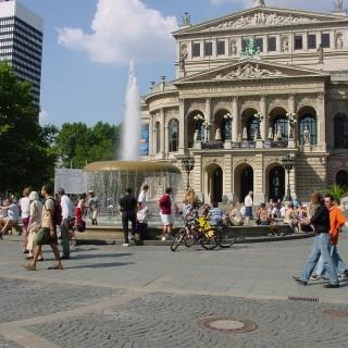 Was kann man in Frankfurt machen