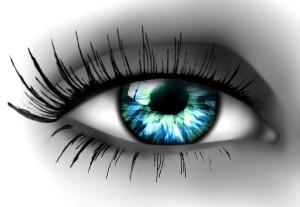 Wie die Falten unter den Augen das Leinöl zu entfernen