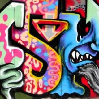 Graffiti lernen