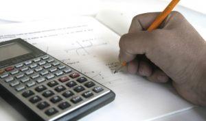 Ob Taschenrechner oder Mac, die richtige Zahlenkombination für Hoch 2.